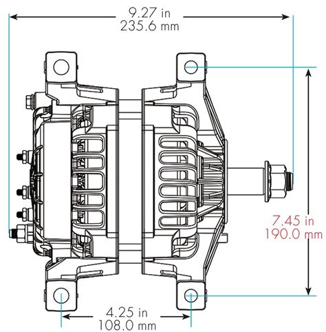 delco remy 35si alternator wiring diagram delco alternator