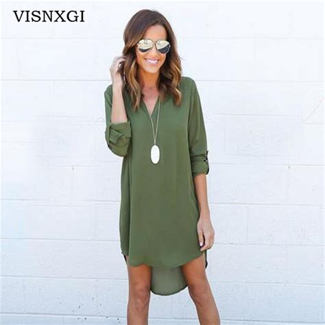 Dress Model Casual Black Style Number Impor aliexpress buy visnxgi summer new dresses 2017