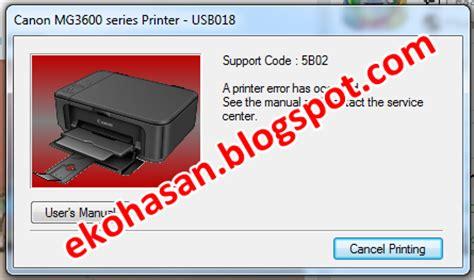resetter mx397 error 5b02 resetter canon mg3670 online