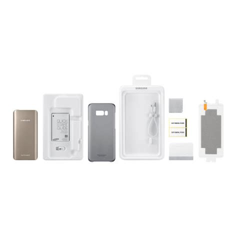 Power Bank Galaxy S 80000 official samsung galaxy s8 starter kit with power bank