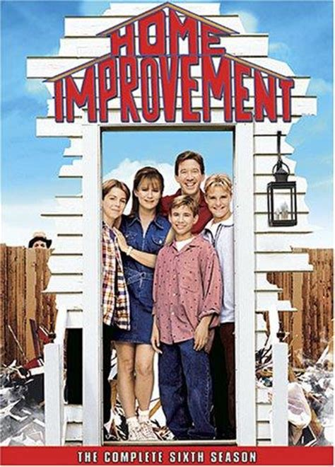 home improvement season 6 dvd