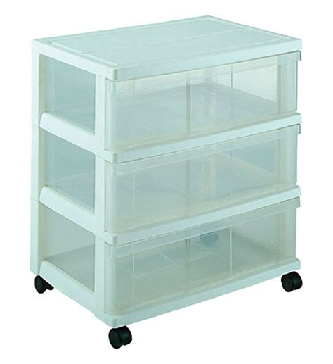 3 drawer plastic storage chest iris plastic wide three drawer storage chest free shipping