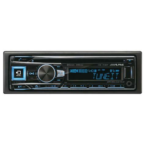 format audio pour autoradio alpine cde 193bt autoradio alpine sur ldlc