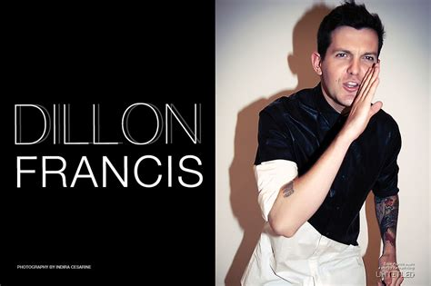 dillon francis tattoos dillon francis on edm his new album and tattoos