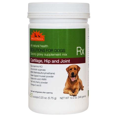 hip and joint supplements for dogs wellytails cartilage hip and joint supplement naturalpetwarehouse