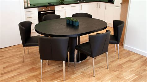 Black Ash Dining Table And Chairs Black Ash Extending Black Ash Dining Table And Chairs