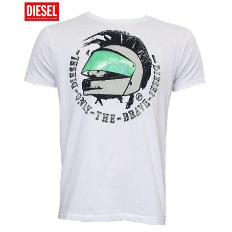T Shirt Brave Diesel Fth diesel t shirt white t broil