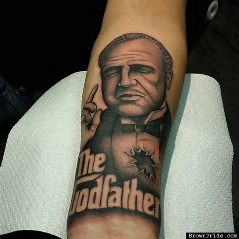 the godfather tattoo by didson scripts