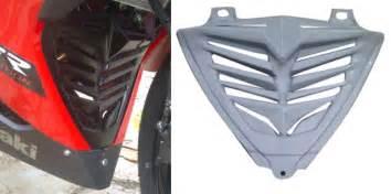 Pelindung Fairing 250r modifikasi kawasaki automotive acr