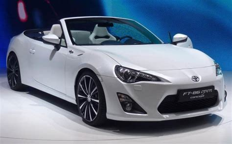 Toyota Gt86 2020 by 2020 Toyota Gt 86 Convertable Review Price Rating