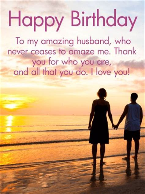 Husband Birthday Quotes From Best 25 Happy Birthday Husband Ideas On Pinterest