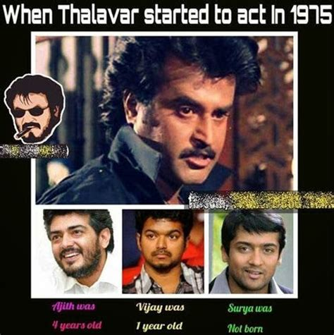 40 most funniest rajinikanth meme pictures on the inter