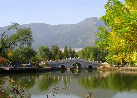 Parks And Gardens In Beijing Beijing Botanical Garden