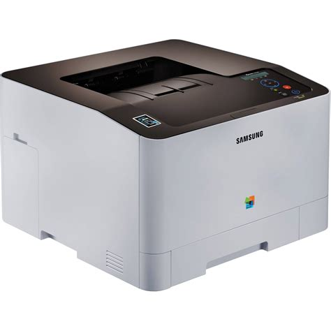 samsung laser color printer samsung xpress c1810w color laser printer sl c1810w xaa b h