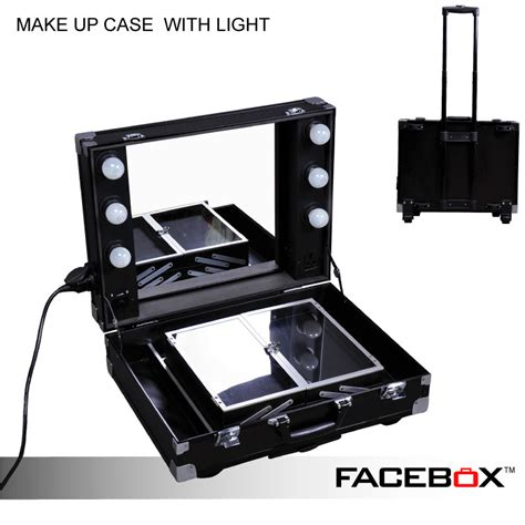 facebox professional makeup artist lighting makeup