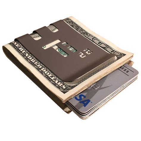 titanium money clip the t series money by superior titanium products inc