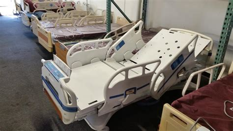 stryker hospital bed stryker secure 3 bed hospital beds