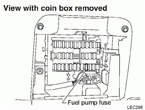 2005 nissan sentra fuse box fuse box and wiring diagram
