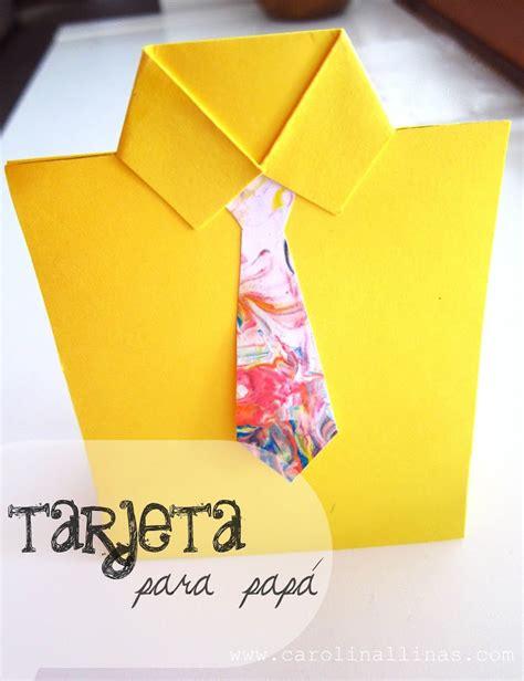 como hago una tarjeta para el da del amor y la amistad tarjeta de camisa y corbata artividades
