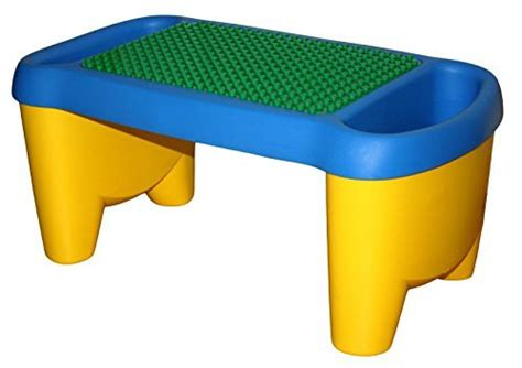 lego duplo table with storage shopping for lego duplo 3125 preschool playtable table
