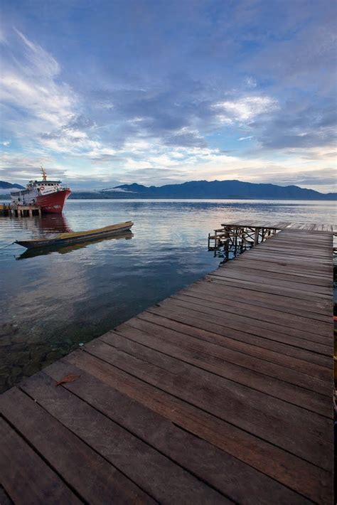 Bacan Ambon Halmahera babang port bacan island south halmahera molucas
