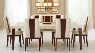 ivory dining room sets sofia vergara savona ivory 5 pc rectangle dining room