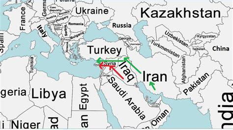 map iran syria 2016 page 17 iakovos alhadeff