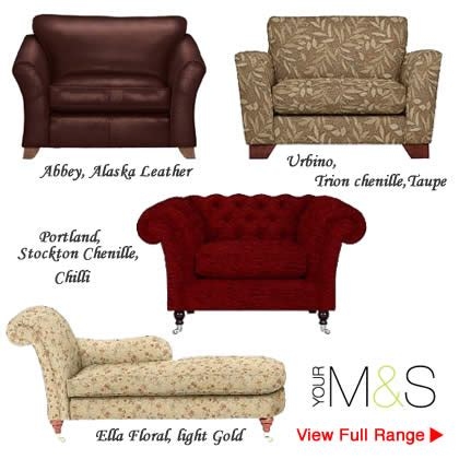 buy leather fabric seats on sale at m s
