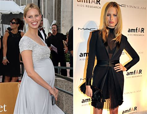 Karolina Kurkova On After A 13 Mil Bra by Before And After Baby Page 2