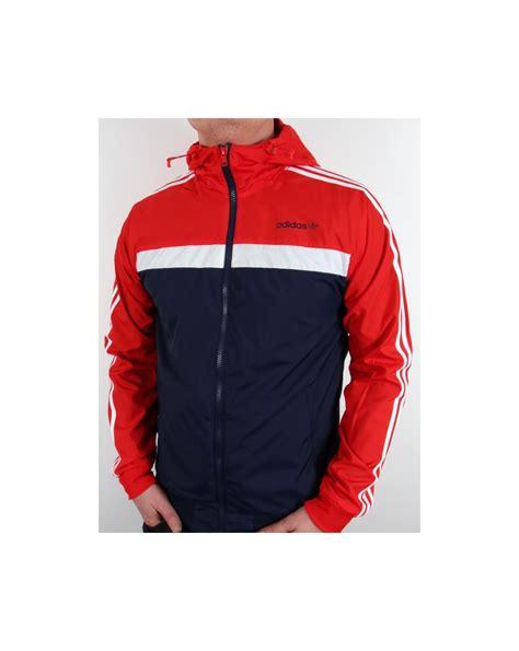 Promo Jaket Promo Adidas Mayer Navy Jaket Adidas Kekinian adidas jacket white blue vpromo co uk