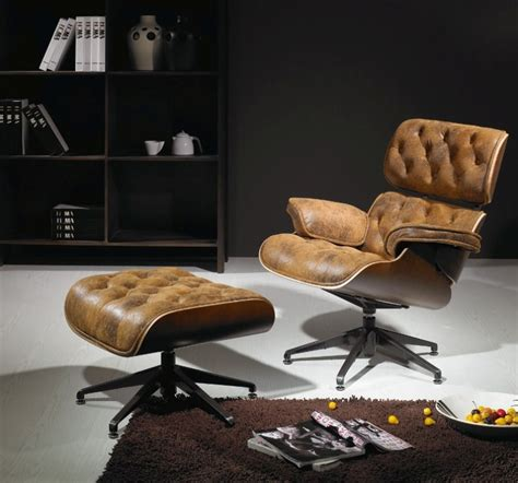 Brown Eames Lounge Chair by Brown Eames Lounge Chair Color Colour Story Design The