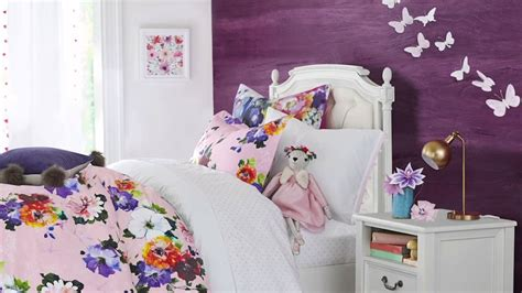 butterfly bedroom beautiful butterfly bedroom pottery barn kids youtube