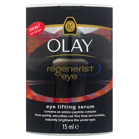 Olay Regenerist Eye Lifting Serum olaz regenerist relaxing complex 50ml prezzi sconti olaz