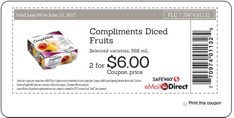 Golf Town Canada Gift Card Balance - safeway sobeys canada weekly coupons compliments diced fruits 2 for 6 00 more