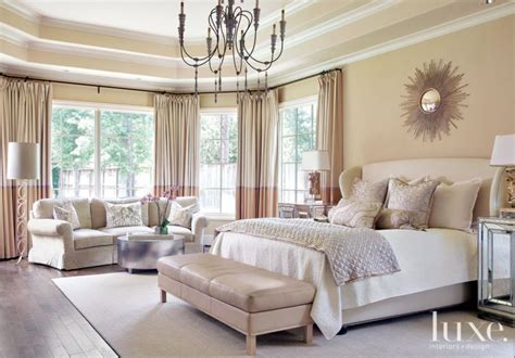 transitional master bedroom traditional bedroom cream transitional french inspired master bedroom luxe interiors design