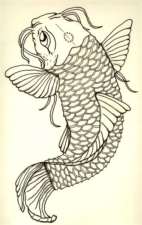 koi pattern meaning koi tattoos have long been symbol of strength of