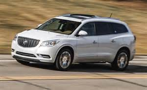 Different Types Of Buicks Buick Enclave Reviews Buick Enclave Price Photos And