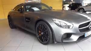 Mercedes Amg V8 2015 Mercedes Amg Gts 4 0 V8 Biturbo 510 Hp 310 Km H 192