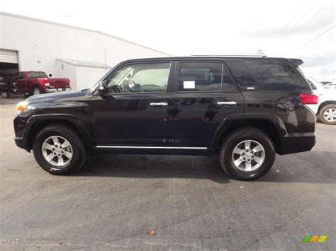 Toyota 4runner Sr5 2012 Black 2012 Toyota 4runner Sr5 Exterior Photo 67934591