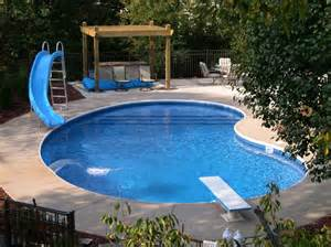 choosing swimming pool shape outdoortheme com