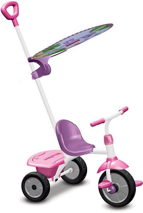 mamigaya glee salur baby pink smartrike 174 dreirad mit freilaufkupplung 187 fisher price