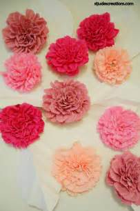 chanel inspired large paper flower wall backdrop handmade paper flowers by maria noble