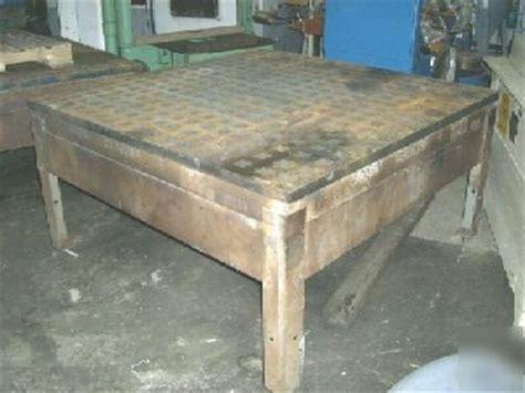 welding table for sale craigslist 5 x 5 acorn welding table no 5050 20249
