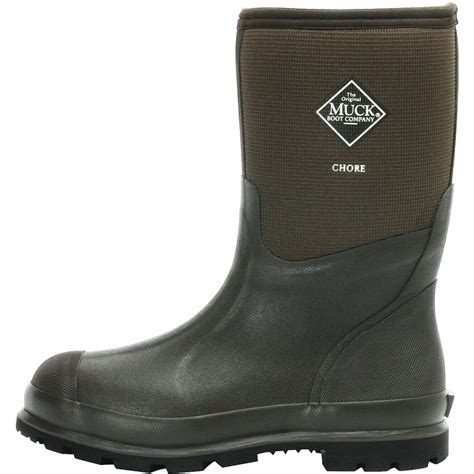 muck shoes muck boots chore cool mid 264 shoes
