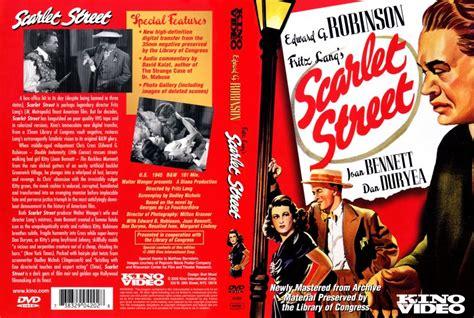Tumbleweed Scarlet Street 1945 Kino Movie Dvd Scanned