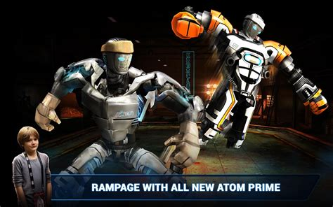 real steel apk real steel chions apk v1 0 154 mod money hit maxz