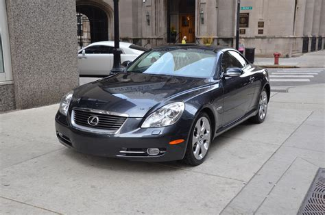 lexus dealers chicago 2008 lexus sc 430 stock gc1505b for sale near chicago