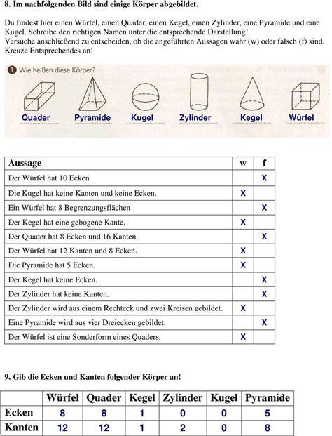 ecken block formen arbeitsblatt vorschule 187 geometrische k 246 rper ecken kanten