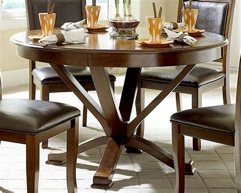 48 round dining homelegance round dining table helena el 5327 48