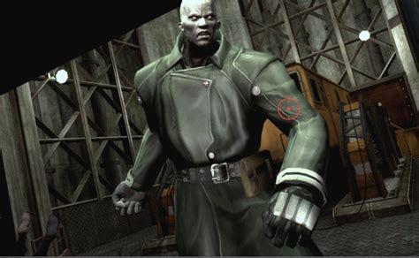 Mr X Tyrant 00 Resident Evil Darkside Chronicles Boss Mr X